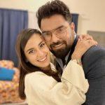 Yasir Hussain pens loving note for Iqra Aziz in sweet birthday tribute
