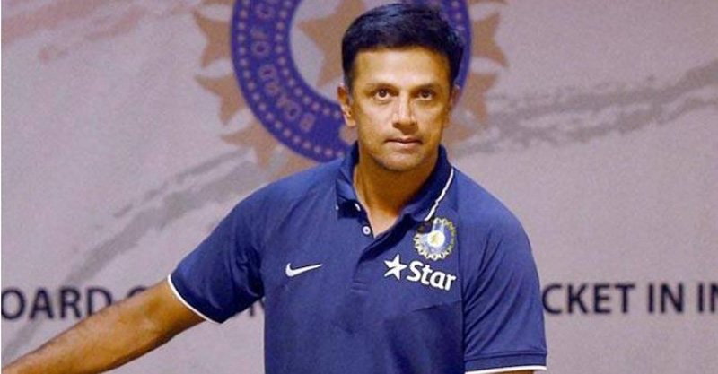 Rahul Dravid supports cricket's inclusion in the Olympics