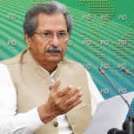 Shafqat Mahmood urges students to study at home, revise courses