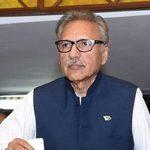 Alvi confers Nishan-e-Imtiaz Military on Chinese defence minister