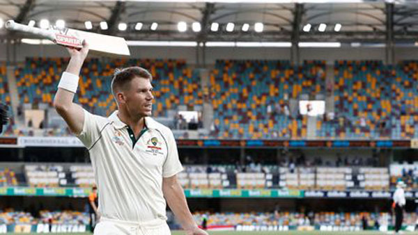 Australia opener Warner ruled out of first Test against India