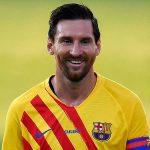 Messi rested again for Barcelona game at Ferencvaros