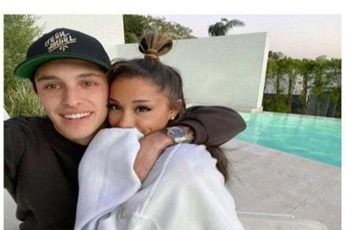 See Pete Davidson reaction to ex Ariana Grande's engagement