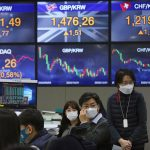 Equity markets fall as inflation fears haunt trading floors
