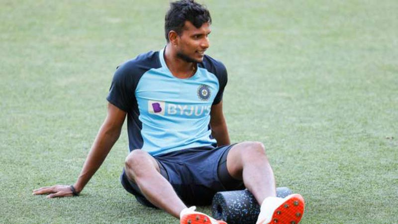 Umesh Yadav ruled out of Test series