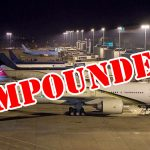 PIA 777 impounded in Kuala Lumpur for non payment of lease