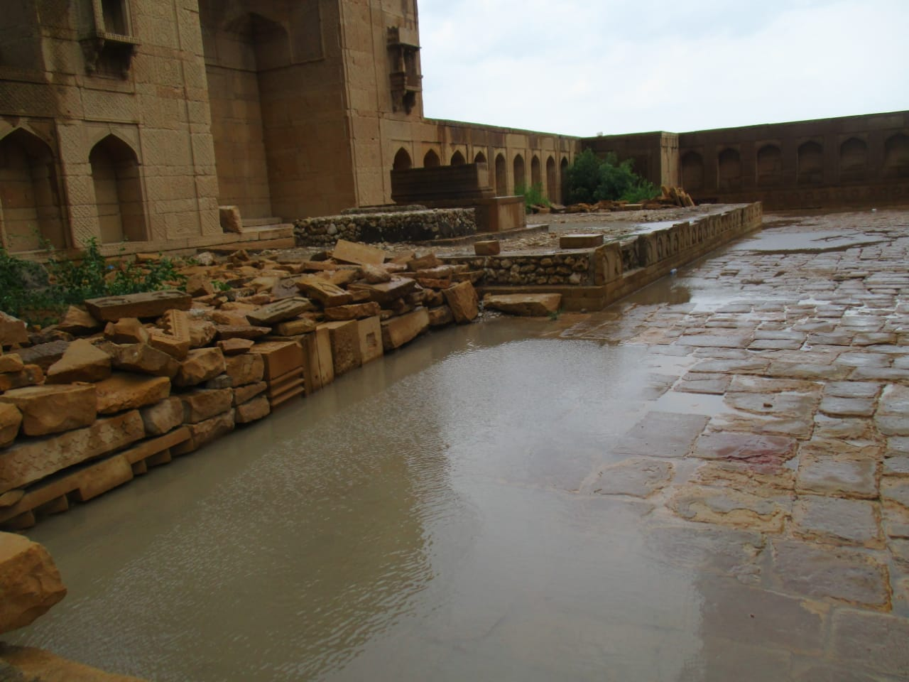 Policy statement on ancient and archeological sites