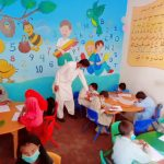 Quality of education at door step of remote deserted village Drigh Bala