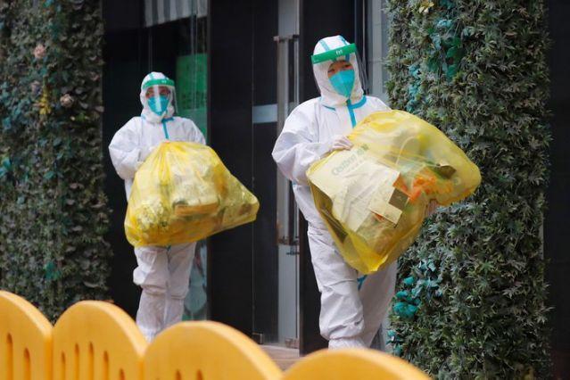 Relative of virus victim asks to meet World Health Organization experts in Wuhan