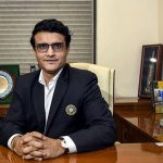 BCCI president Ganguly admitted to hospital again