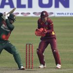 Bangladesh thrash West Indies by seven wickets to win ODI series
