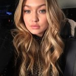 Gigi dropped hints about her daughter's name last year