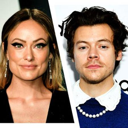 Olivia Wilde is moving on from Jason Sudeikis with Harry Styles?