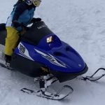 Engin Altan Duzyatan son Emir's snowmobile ride video breaks the Internet
