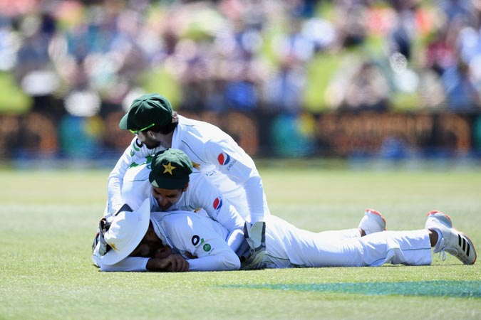 NZ rout Pakistan, become number one Test side: Records broken