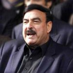 Rasheed calls on PM, submits report over security situation in Sindh