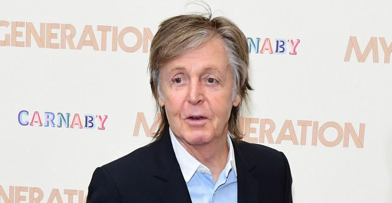Paul McCartney says tree from George Harrison reminds him of Beatles bandmate