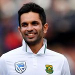 South Africa's Keshav Maharaj thinks visitors are still in the game