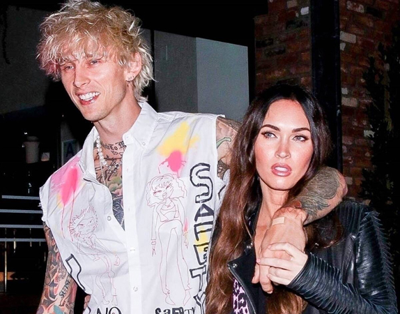 Are Megan Fox and Machine Gun Kelly getting married?