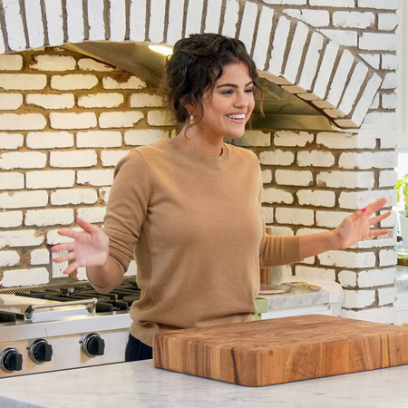 Selena + Chef is returning in season two!