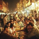 Is food only entertainment left in Lahore?