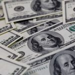 Dollar falls to Rs153.24