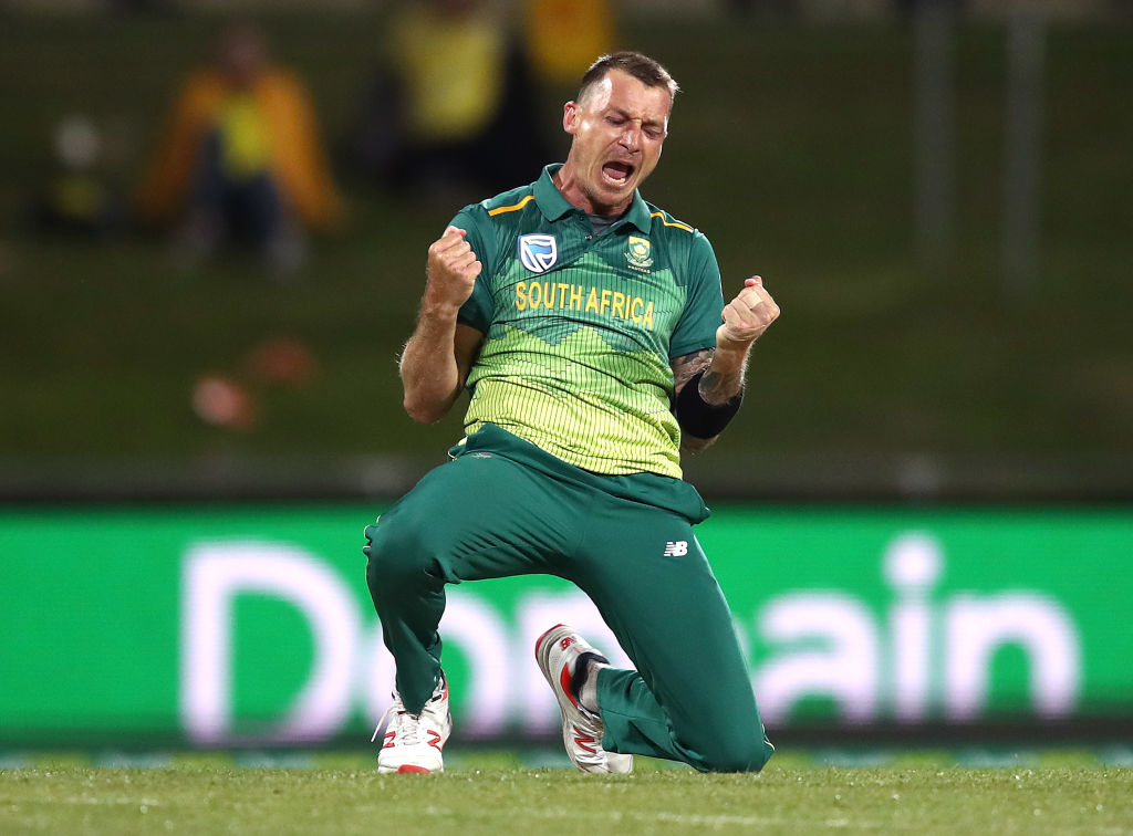 Dale Steyn to miss first to PSL games