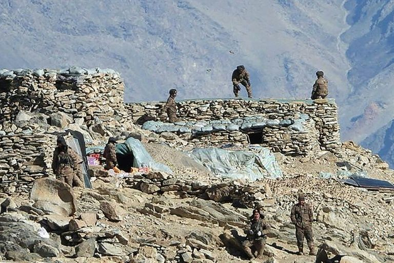 China confirm the death of 4 soldiers on Indian border