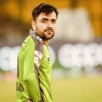 Rashid Khan thanks Lahore Qalandars and fans before leaving for national duty