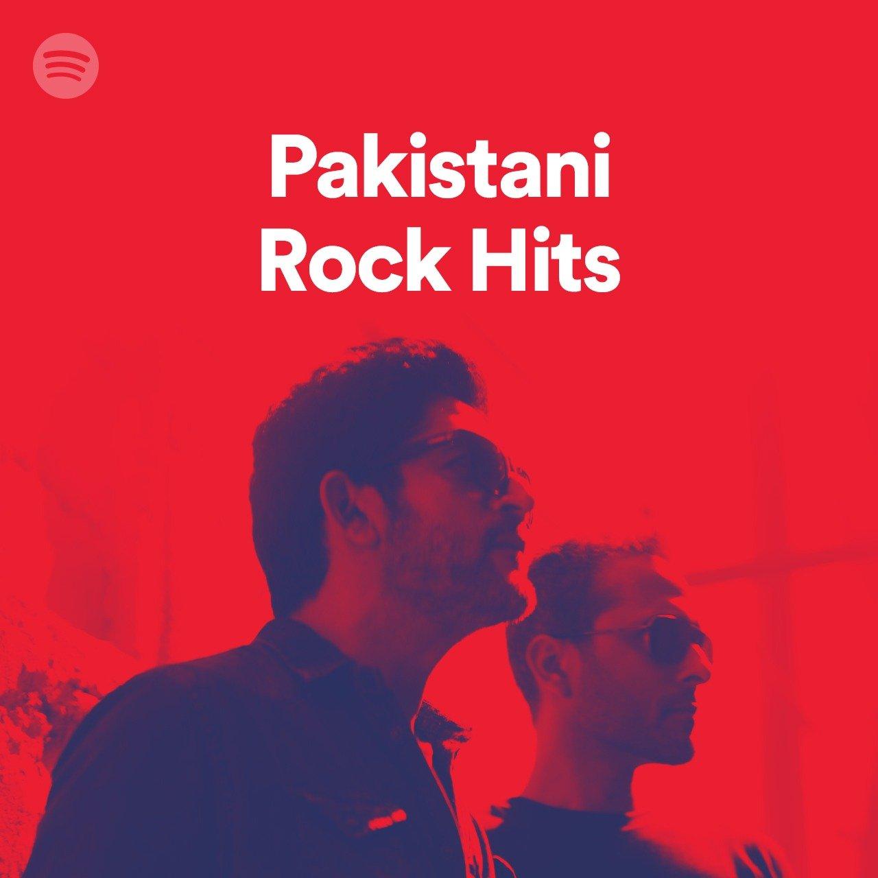 Spotify Pakistan playlists