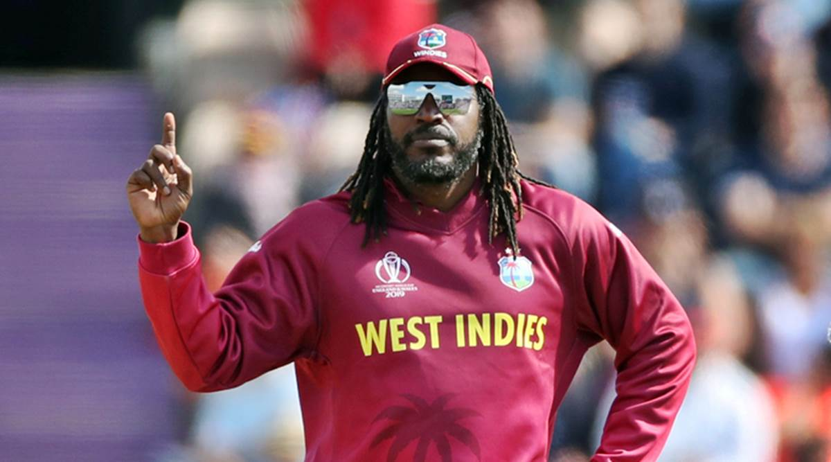 Chris Gayle says he is glad to be playing cricket in pandemic