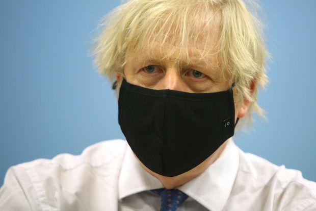 Boris Johnson hopeful UK to lift covid restrictions by june