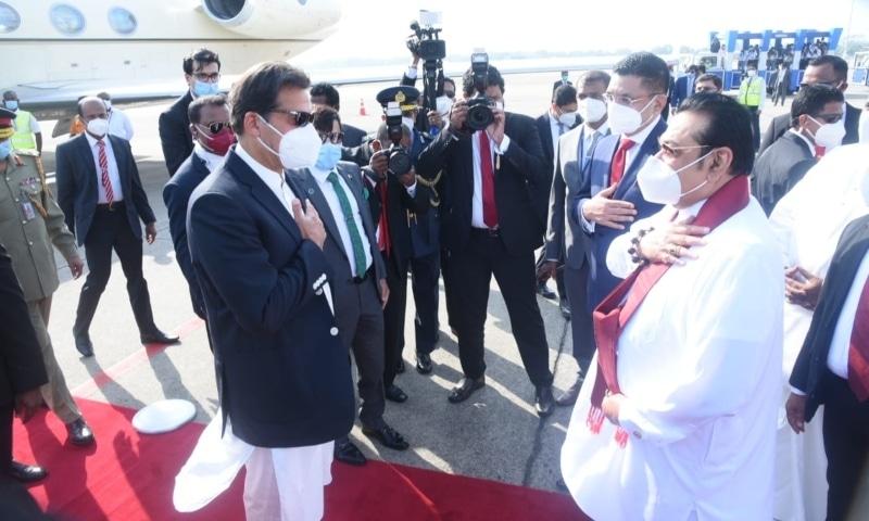 Imran Khan Sri Lanka