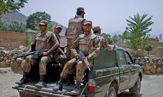 ISPR: Security forces kill terrorist commander in South Waziristan