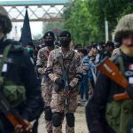 Official: Pakistan security forces kill 2 militants in south