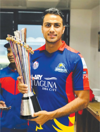Fast-rising Arshad Iqbal eyes promotion to national colours