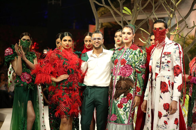 Two-day Fashion Pakistan Week Spring/Summer 2021 concludes over the weekend