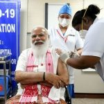 Narendra Modi takes home-grown homegrown Covaxin shot as India widens immunisation drive