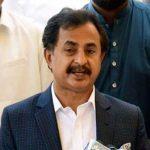 Haleem Adil Shaikh's bail plea in 2 cases turned down by court