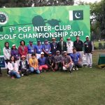 Lahore Garrison win PGF Inter Club National Golf Championship