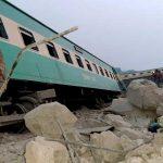 One dead, 30 injured as train derails near Rohri
