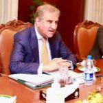 Foreign Minister's interaction with European Envoys based in Pakistan