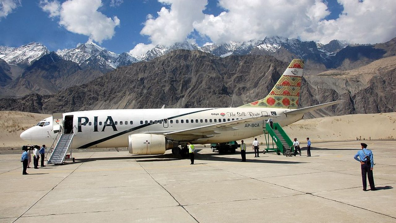 PIA to start Lahore-Skardu direct flight operations - Daily Times