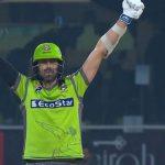 Shafqat Mahmood congratulates Lahore Qalandars on the thrilling victory