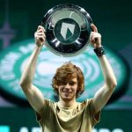 Andrey Rublev claims title in Rotterdam