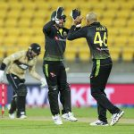 Maxwell, Agar power Australia to big win in third T20I