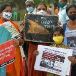 Thousands demand India's top judge quit over rape remarks