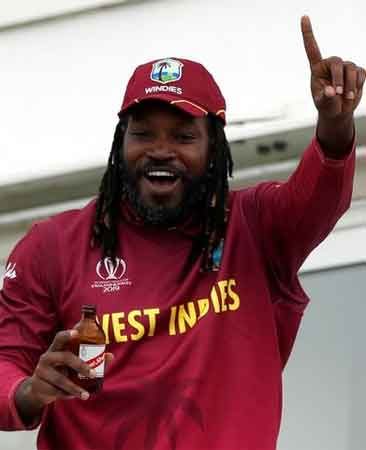 Chris Gayle targets T20 World Cup defence with Windies on comeback