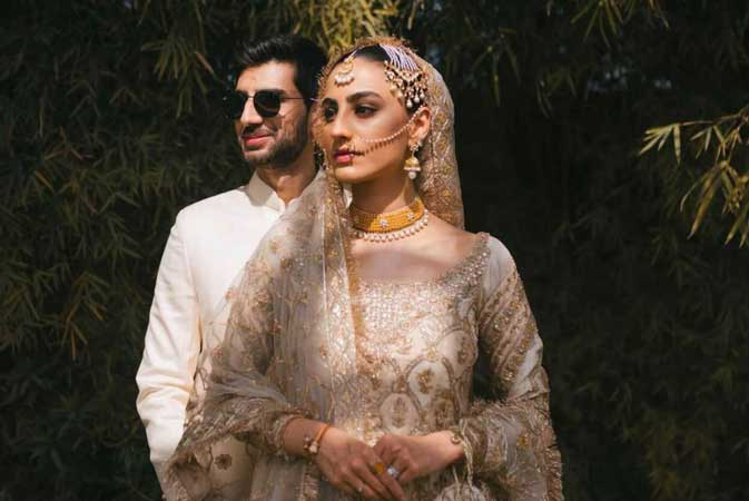 Rehmat Ajmal ties the knot - Daily Times