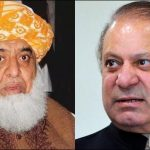 Fazl, Nawaz discuss next plan of action for PDM